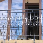 Balustrade balcon BB1