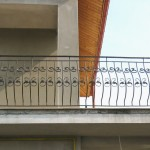 Balustrade balcon BB11a