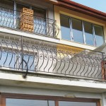 Balustrade balcon BB11b