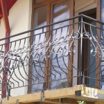 Balustrade balcon BB1a