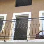Balustrade balcon BB2