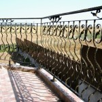 Balustrade balcon BB4