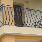 Balustrade balcon BB6