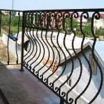 Balustrade balcon BB7