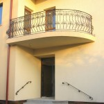 Balustrade balcon BB9