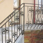 Balustrade balcon BB9a