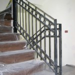 Balustrade scari BS13