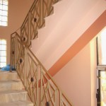 Balustrade scari BS14a