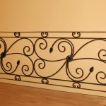 Balustrade scari BS16a