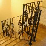 Balustrade scari BS17a