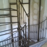 Balustrade scari BS22a