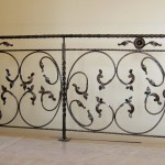 Balustrade scari BS25b