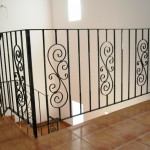 Balustrade scari BS31a