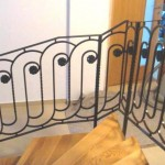 Balustrade scari BS34a