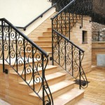 Balustrade scari BS38