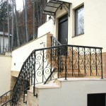 Balustrade scari BS38a